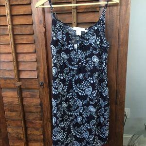 H&M spaghetti strap sun dress